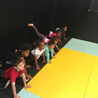 Fort Washington childrens self defense