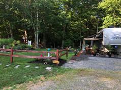 Seasonal Campsite
