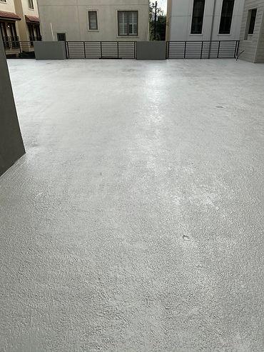 waterproofing construction site