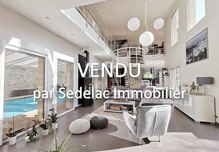Vendu par Sedelac Immobilier