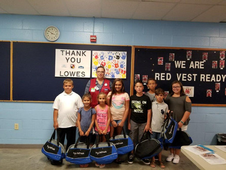 Lowe's Partners with Boys & Girls Clubs