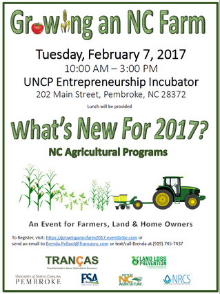 NC Agricultural Programs