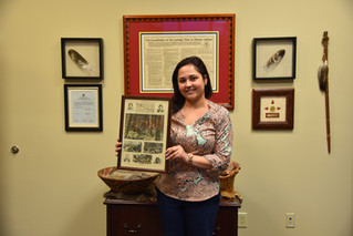 Famed Newspaper Clipping Gifted to Lumbee Tribe