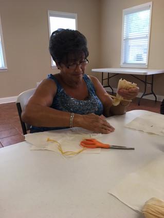 Crafting at Saddletree Estates Elders Court
