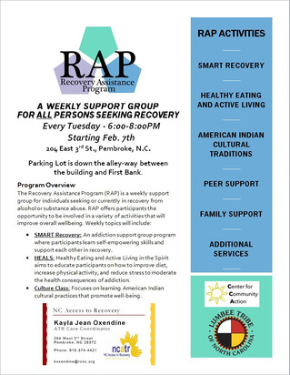 Recovery Assistance Program