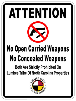 Weapon Policy