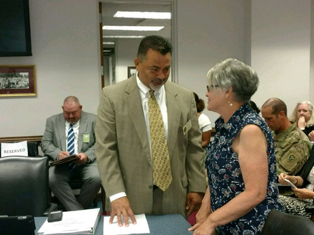 Jimmy Goins Honored by NC Department of Transportation