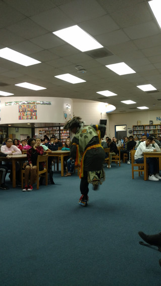 National Indian Heritage Month Cultural Demonstrations
