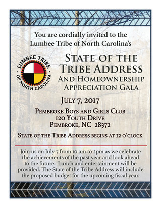 State of the Tribe Address