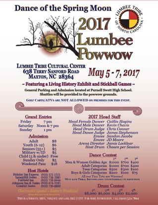 2017 Lumbee Powwow