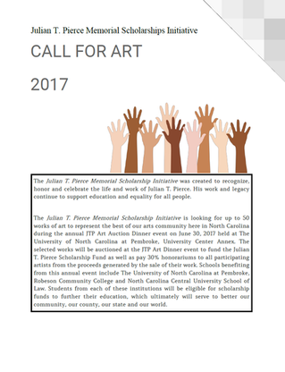 Call for Art, Auction