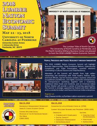 2018 Lumbee Nation Economic Summit