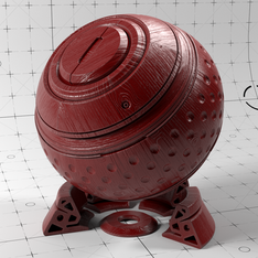 Texture Practice with Substance Painter
