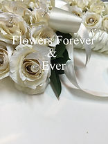 Bridal flowers preserved essex