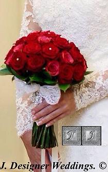 tj designer weddings, bouquet preservation essex,pink, red, winter wedding, braxted park,wedding flowers,