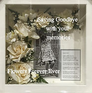 Price Guide preserve your funeral flowers essex