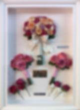 Sparkle collecrtion, tj designer weddings, studio, handtieds, box frames, 3d art