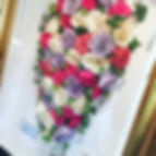 Dont Throw it preserve it - Flowers Forever and ever