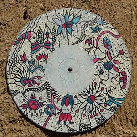 handpainted vinyl dream (10 inch)