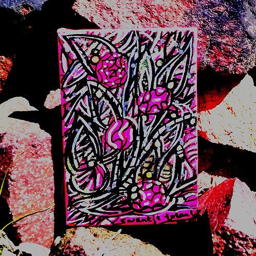 canvas - uv active (12 cm x 18 cm)