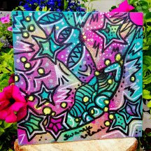 small canvas - uv active