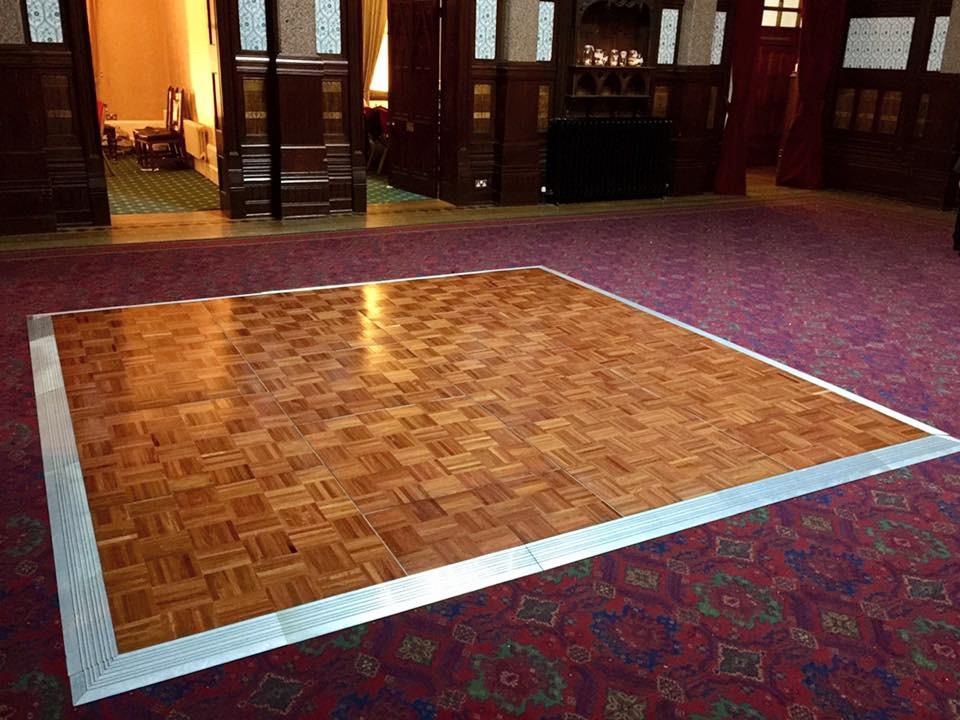 Dance Floor Rental Orlando