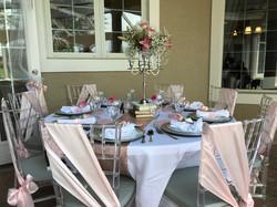 Table Linen Rentals
