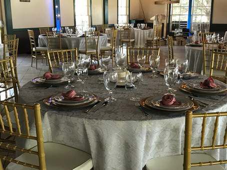 Chair Rentals for Central Florida
