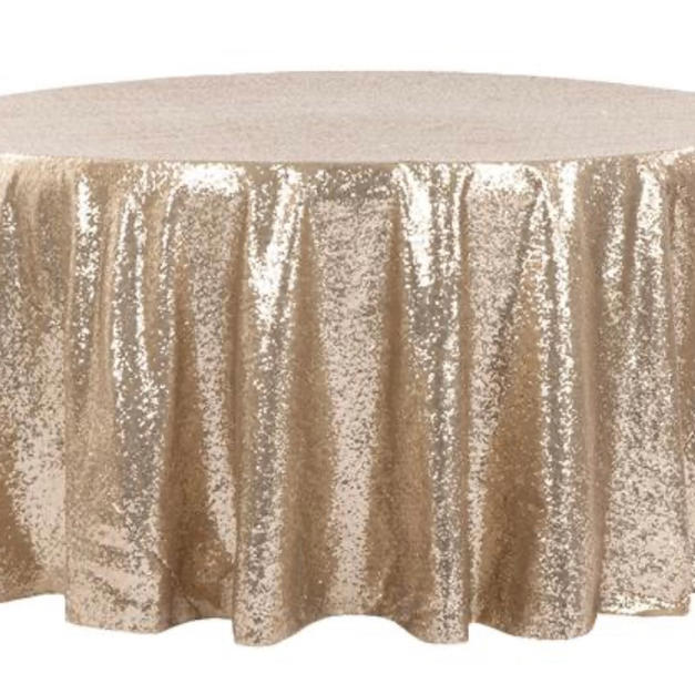 Full sequin champagne starting at $25.00
