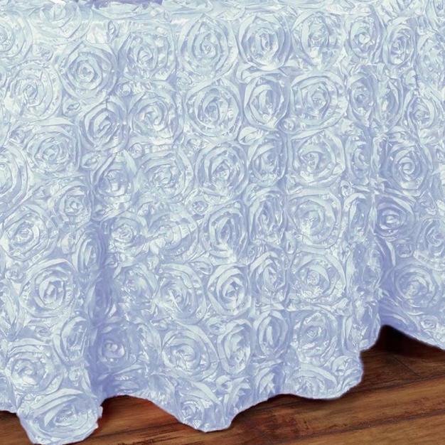 Full white rossette starting at $25.00