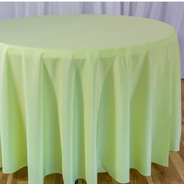 Tea green polyester $10.25