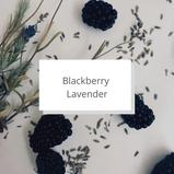 Blackberry Lavender