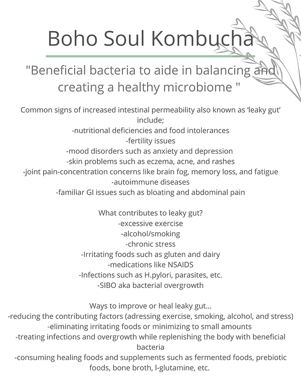 Healthy Microbiome