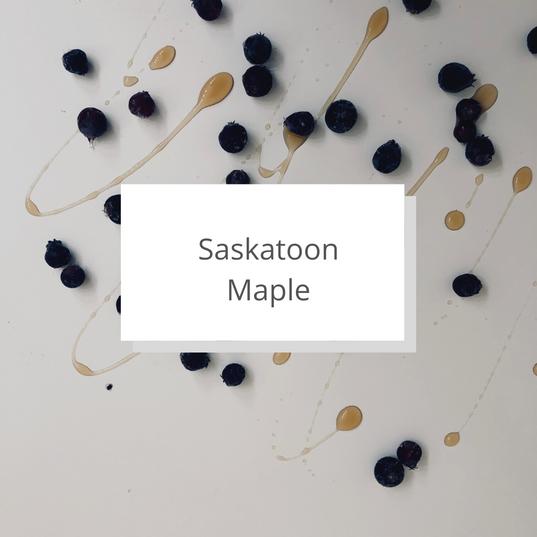 Saskatoon Maple