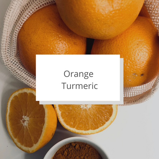 Orange Turmeric