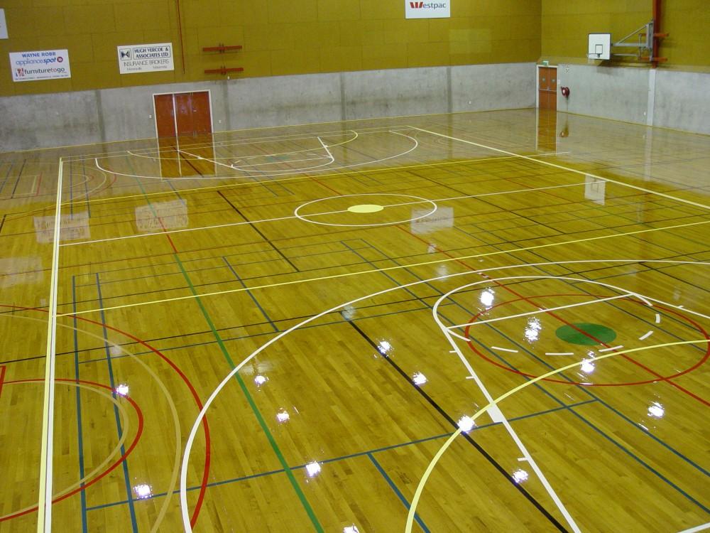 Gymnasiums Halls