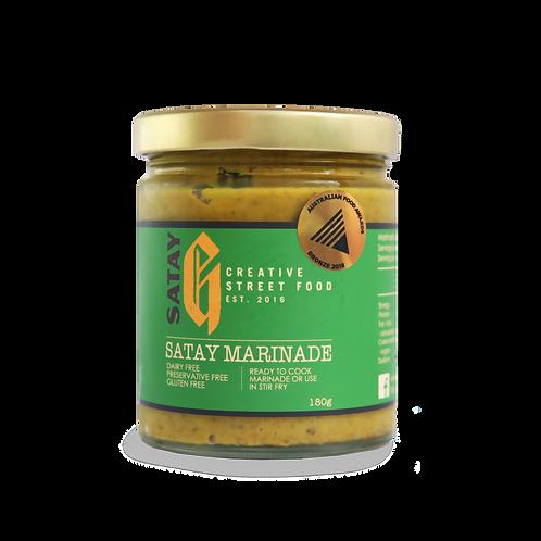 Satay (Lemongrass) Marinade