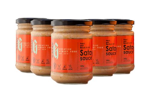 6 x Satay Sauce