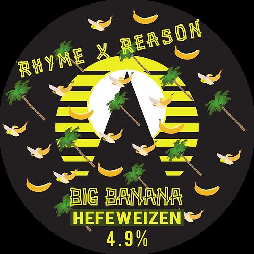 Big Banana Hefeweizen - 500ml Bottle