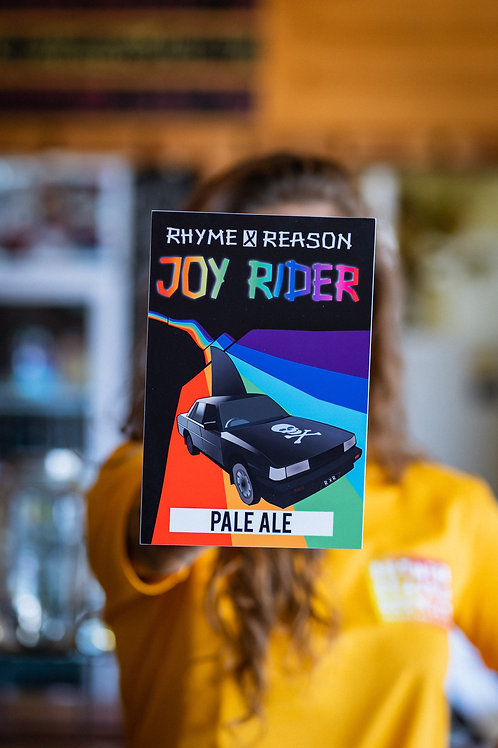 Joy Rider Tacker