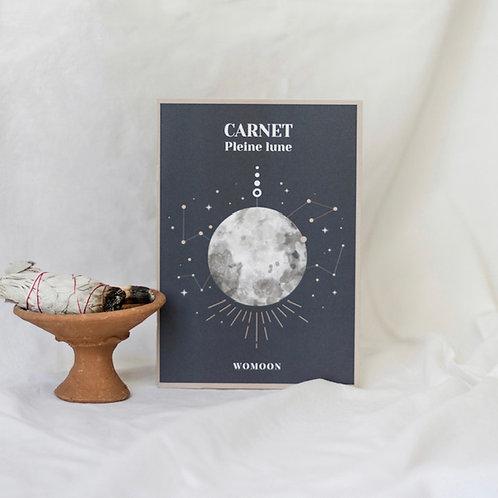 Carnet Pleine Lune Womoon