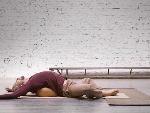 GRENZEN || De rol van yoga