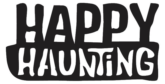 Happy Haunting