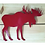 Thumbnail: Moose - Wall Sign