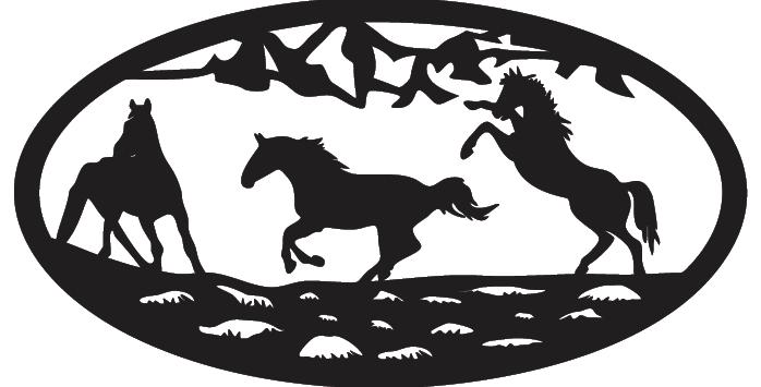 Mustang Scene