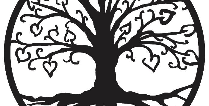 Tree Of Life - Hearts