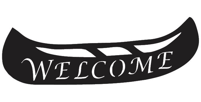 Welcome Canoe