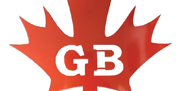 Grand Bend Maple Leaf