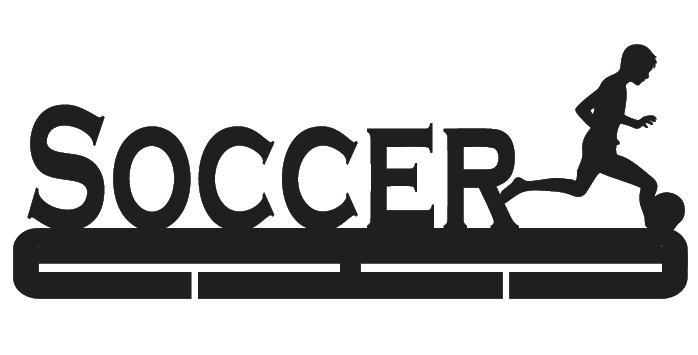 Soccer Medal Holder
