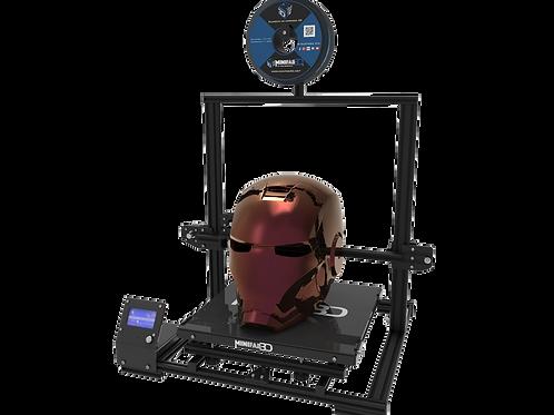Impresora 3D MaxPro 40x45 area de impresion